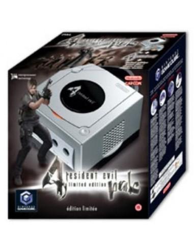 Gamecube Edición Resident Evil 4 +...