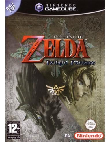 The Legend Of Zelda Twilight Princess...