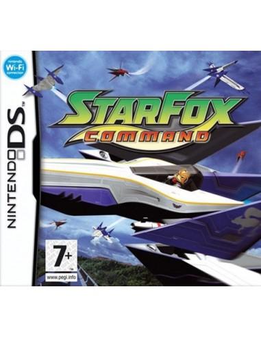 Star Fox Command - NDS