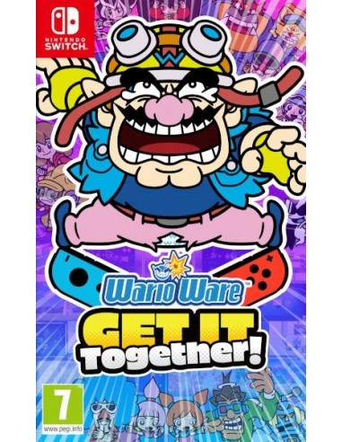 Wario Ware: Get it Together - SWI
