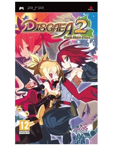 Disgae 2 Dark Hero Days (Nuevo) - PSP