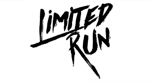 Limited Run - Ediciones Limitadas